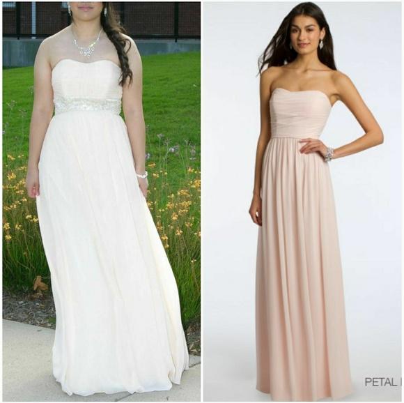 Camilla La Vie Dresses Camille La Vie Light Pink Prom Dress Poshmark